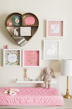 Beatrix Potter girls nursery