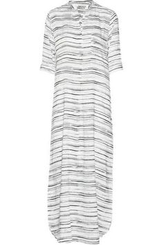 Nolita Girl space-dyed voile nightdress #girls #covetme #DKNY