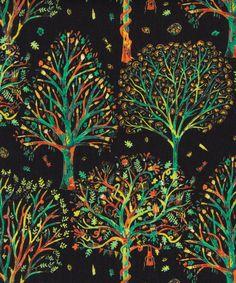 Liberty Art Fabrics The Artist's Tree C Tana Lawn Cotton