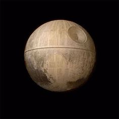 First high resolution image of Pluto causes concern