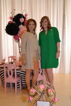 The amazing owners Jami and Laurel of @POSHCoutureRent http://www.poshcouturerentals.com