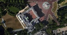 Buckingham Palace | Community Post: 7 Amazing Places You Can View With Google Earth Part 2