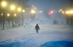 Worst blizzards in US history