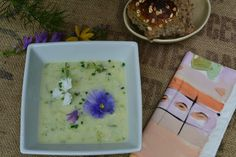 Cool Down on Meatless Monday with Cucumber Soup. Stonyfield Greek makes it smooth and keeps you away from the stove!