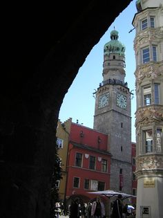 stadtturm city tower innsbruck - Google Search