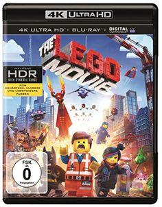 The Lego Movie - Ultra HD Blu-ray [4k + Blu-ray Disc]