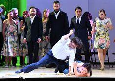 La traviata - Stagione Lirica 2018 (foto di Roberto Ricci)