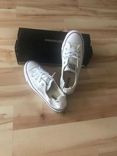 Converse All Star Low Classic White Size 9M  fashion  clothing  shoes   accessories 668671551