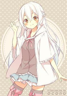 COMM | Mitsu by ocono.deviantart.com on @DeviantArt