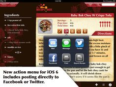 Get Ready to Cook with the Recipe Box | Today's iPad App