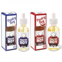 Pastry Boy eLiquid Vape Juice - Online Vaping Supplies, Electronic Cigarettes, E-Liquid : Vapoorzone Blueberry Strudel, Strudel Topping, Vape Shop, Vape Juice, Berries, Vanilla, Bottle, Vaping, Instagram Posts