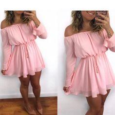 Chegou esse vestido boneca meninas ! . . . . . . Tecido crepe  Com forro  Tamanho p m g  Cores  Branco , preto , rosa , vermelho , vinho . ❤️Nossa loja e somente online. ❤️Enviamos para todo Brasil. ❤️Compre com segurança através de nosso site. www.imporiumfashion.com.br #shortsjeans #vempramoda #lojasrenner #insta #cropped #fitness #fit #vempramoda #vestidosdefesta #dress #glamour #insta Teen Fashion Outfits, Cute Fashion, Look Fashion, Outfits For Teens, Chic Outfits, Girl Outfits, Fashion Dresses, Really Cute Outfits, Simple Outfits