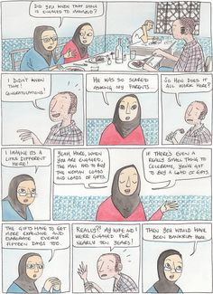 It's a real conversation I had while I was at FIBDA in Algeria that really tickled me. Berry, Dan, Humor, Comics, Humour, Bury, Funny Photos, Cartoons, Funny Humor