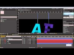 "Tutorial After Effects - Use scripts para criar uma ""corda"" entre duas layers - YouTube"