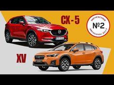 Легкий Шок от Mazda CX 5 2017 и Где Тут НОВЫЙ Subaru XV ?!?