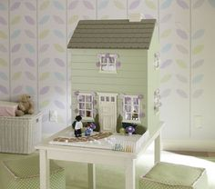 Westport Dollhouse traditional kids toys