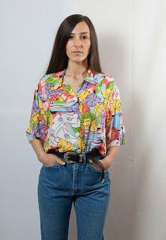 Vintage+Hawaiian+Shirt