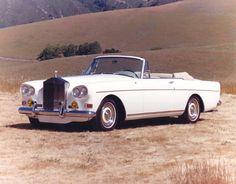 1965 ROLLS-ROYCE SILVER CLOUD III MULLINER PARK WARD DHC