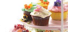Sandra Lee Garden Cupcakes- Garden Cupcakes