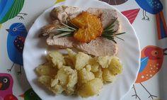 Petrine receptíky : Pečené morčacie prsia s medom a pomarančom