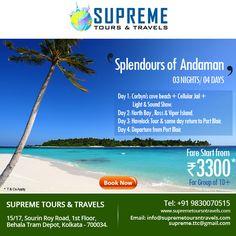 #Splendours of #Andaman