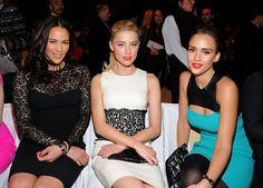 Paula Patton, Amber Heard, and Jessica Alba - by Dimitrios Kamboris