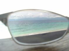 The sun was so bright and the sea so, so blue, that day on the White Beach of Moalboal | Cebu, Philippines