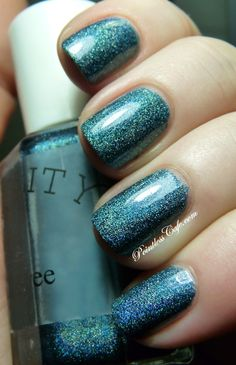 Chirality Nail Polish - Cu2+ | Pointless Cafe