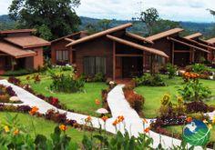 Hotel El Silencio Del Campo, Costa Rica. As you walk into the property of Hotel El Silencio del Campo in La Fortuna, you will be swept away by all the natural beauty around you.