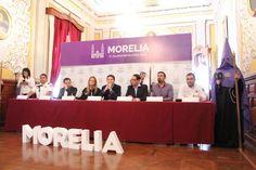 El alcalde Alfonso Martínez anunció que se espera que alrededor de 150 mil visitantes acudan a Morelia en este periodo vacacional; indicó que habrá una serie de actividades culturales y ...