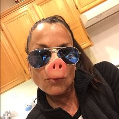Cop glasses w/pig nose I smell bacon!!! These are just plain hilarious!! Nuff said!!! Accessories Glasses