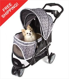 Gen7Pets Promenade Pet Stroller $140