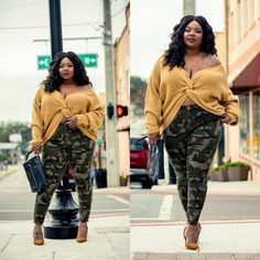 Shop the Look from everythingcurvyandchic - ShopStyle