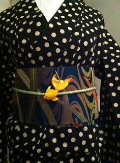 kawaii kimono : kingyo to mizutama