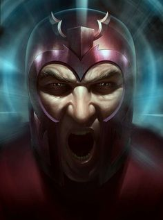 Magneto // Stefani Rennee