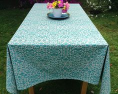 Poppy Tablecloth Linen For 4u0027 6u0027 8u0027 Foot Portable Tables. Solid Color, Four  Sided, Polyesters Wrinkle Resistant. Can Be Screen Printed Too. Www.cusu2026