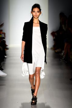Is Marissa Webb the New Isabel Marant?: Like all really clever women, Marissa Webb borrows from the boys — but makes it entirely her own for Spring 2015.