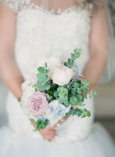 Wedding Bouquet I Photography: Greg Finck I Planning & Design: Lavender & Rose