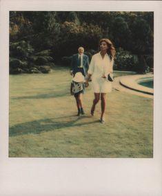 sophia loren and carlo ponti villa mandorli rome 1973 polaroid andy warhol