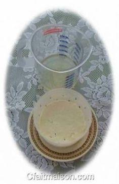 Préparation au lait de soja