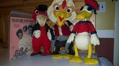 Vintage - Handmade - Disney's The Three Caballeros - Made from a 1940s sewing pattern, in the 1940s.  Great vintage codition! RARE! Very Well Made!