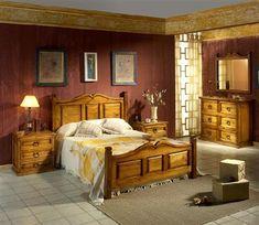 dormitorios-rusticos-matrimoniales