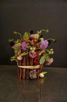 carrots arrangement