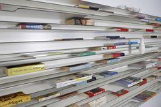 Shelving systems | Storage-Shelving | Paperback | spectrum - bookcase - Cologne Design Week 2014 Designed by Studio Parade / Spectrum Meubelen