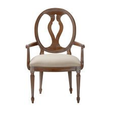 Margaux Armchair, Manor/Natural