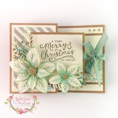 14. Christmas In Color series part 1 - Mint Macaron - svg + stampin'up