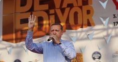 Islamisierungs-Patron: Muslimbruder Erdogan