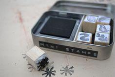 A Scrapbook of Me: Recycling Altoid Tins