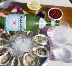 Enjoy elevated dining from coast to coast with S.Pellegrino and local delicacies such as fresh, briny oysters. Explore the taste of summer and find your guide to good taste with the S.Pellegrino Taste Guide.