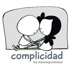 "Lámina ""Complicidad"""